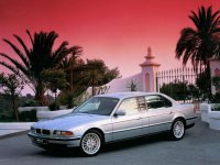 Bmw 7-series, E38 [рестайлинг], L7 седан 4-дв., 1998–2001