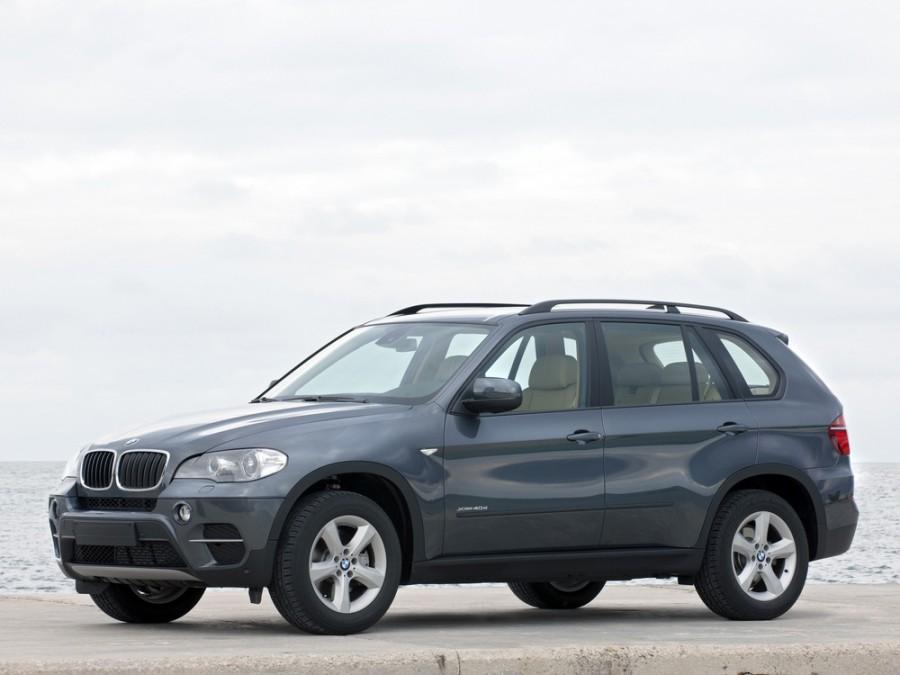 Bmw X5 кроссовер, 2010–2013, E70 [рестайлинг] - отзывы, фото и характеристики на Car.ru