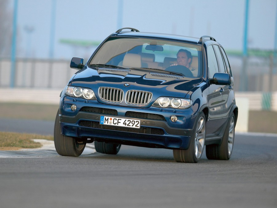 BMW X5, Ачинск