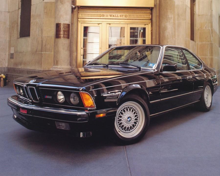 Bmw M6 купе, 1983–1989, E24 - отзывы, фото и характеристики на Car.ru