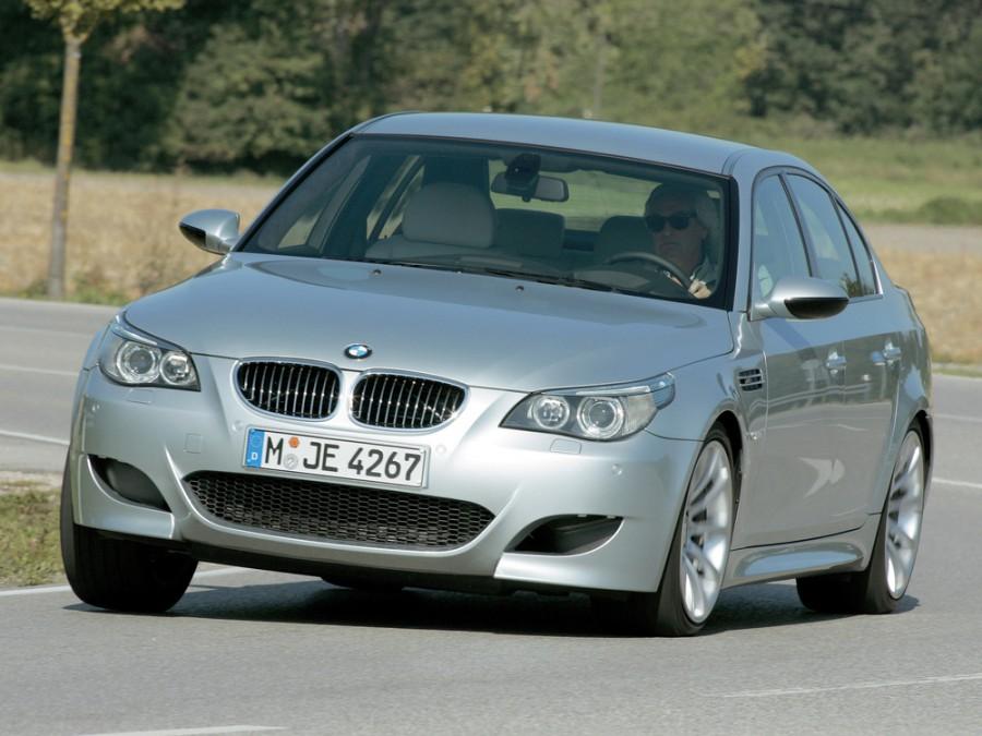 Bmw M5 седан, 2004–2010, E60/E61 - отзывы, фото и характеристики на Car.ru