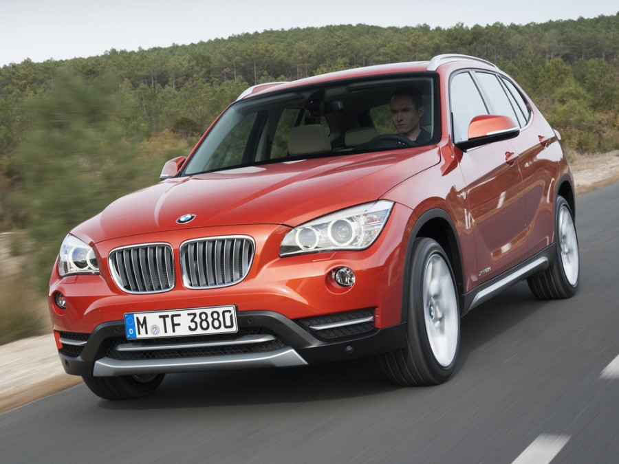 BMW X1, Анапа