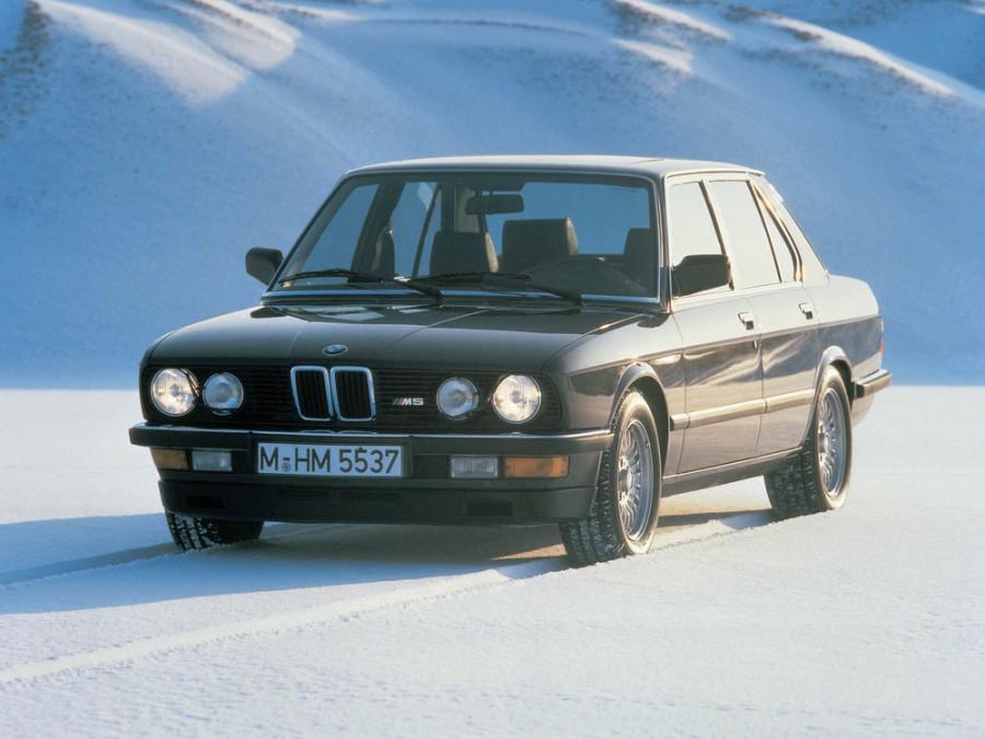 Bmw M5 седан, 1984–1988, E28 - отзывы, фото и характеристики на Car.ru