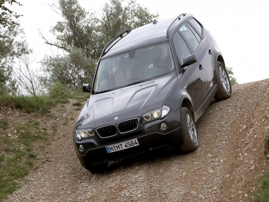 Bmw X3 кроссовер, 2006–2010, E83 [рестайлинг] - отзывы, фото и характеристики на Car.ru