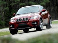 Bmw X6, E71/E72, Sports activity coupe кроссовер, 2008–2012