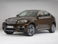 Bmw X6, E71 [рестайлинг], Sports activity coupe кроссовер, 2012–2015