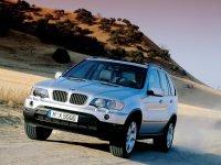 Bmw X5, E53, Кроссовер, 1999–2003