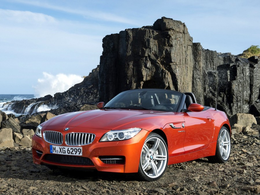 Bmw Z4 родстер, 2009–2016, E89 - отзывы, фото и характеристики на Car.ru