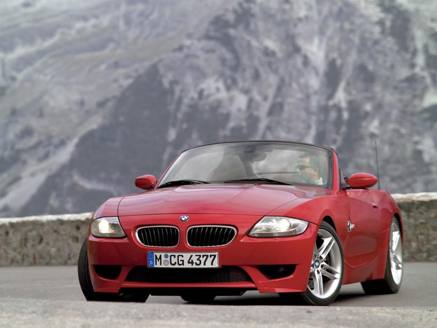 Bmw Z4 родстер, 2006–2008, Z4 - отзывы, фото и характеристики на Car.ru