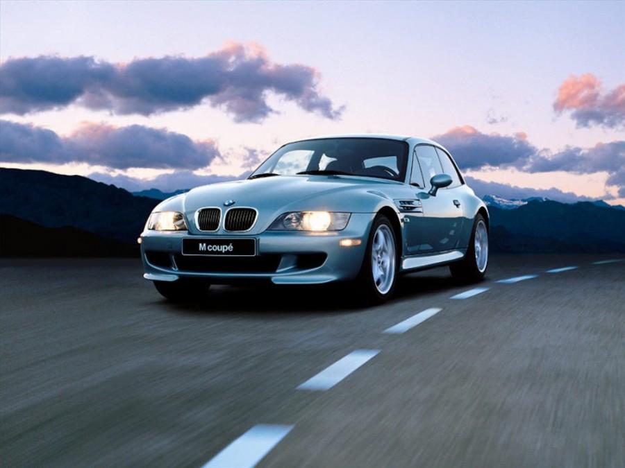 Bmw Z3 купе, 1997–2002, Z3 - отзывы, фото и характеристики на Car.ru