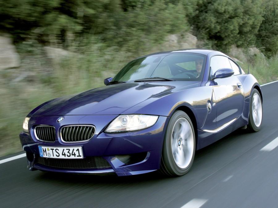 Bmw Z4 купе, 2006–2008, Z4 - отзывы, фото и характеристики на Car.ru