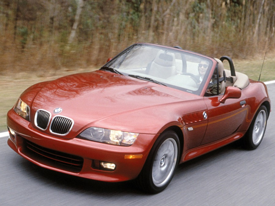 Bmw Z3 родстер, 1998–2002, E36/7-E36/8 [рестайлинг] - отзывы, фото и характеристики на Car.ru