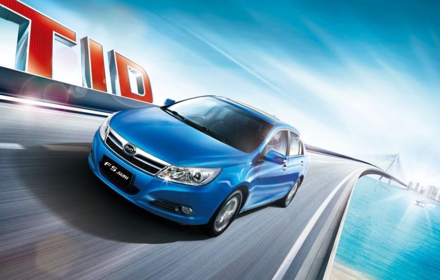 Byd F5 седан, 2012–2015, 1 поколение - отзывы, фото и характеристики на Car.ru
