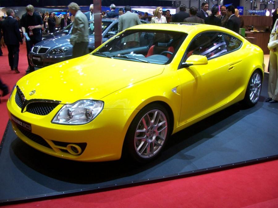 Brilliance M3 купе, 2008–2016, 1 поколение - отзывы, фото и характеристики на Car.ru