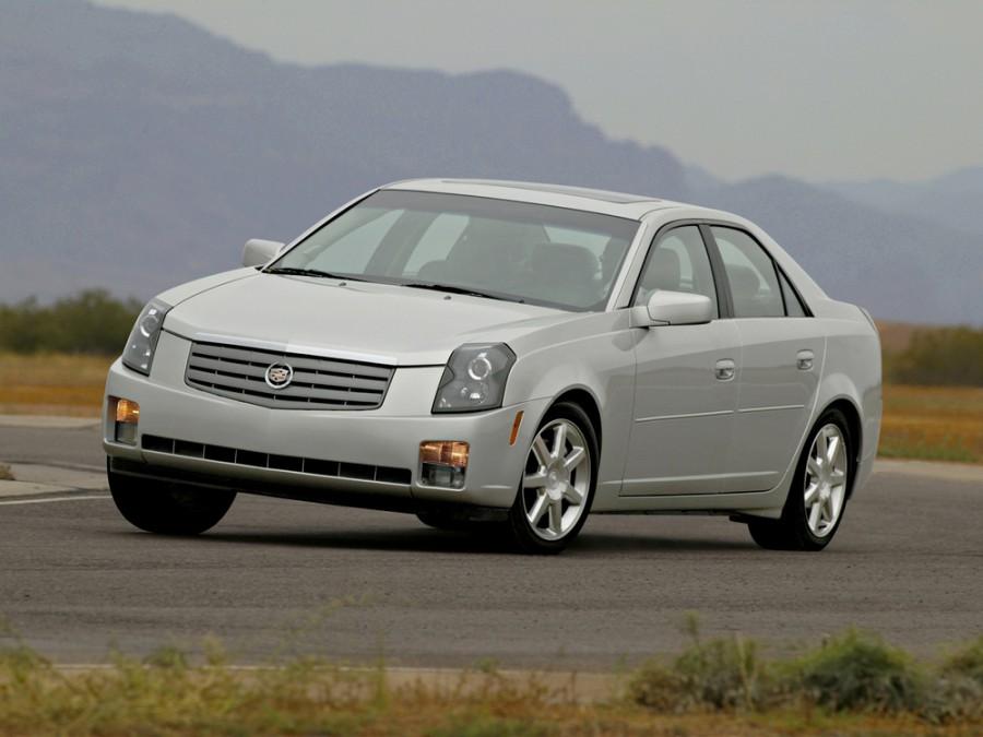 Cadillac CTS, Алушта