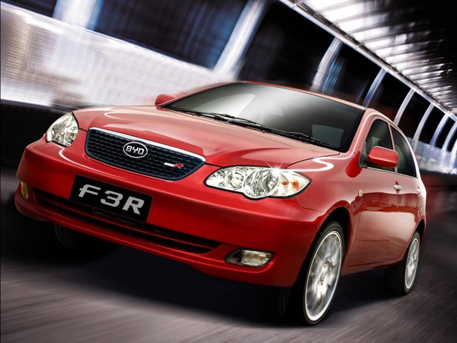Byd F3 R хетчбэк, 2005–2013, 1 поколение - отзывы, фото и характеристики на Car.ru
