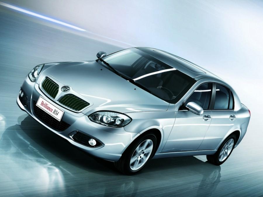 Brilliance M2 седан, 2010–2016, 1 поколение [рестайлинг] - отзывы, фото и характеристики на Car.ru