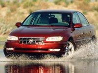 Cadillac Catera, 1 поколение, Седан, 1994–2002