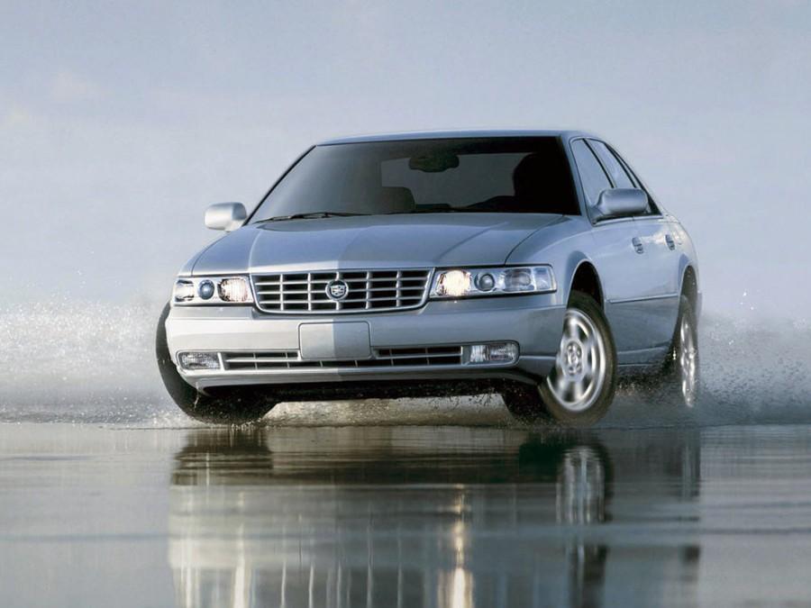 Cadillac Seville седан, 1997–2004, 5 поколение - отзывы, фото и характеристики на Car.ru