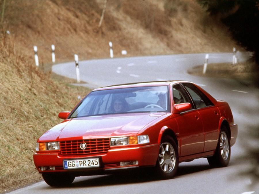 Cadillac Seville седан, 1991–1997, 4 поколение - отзывы, фото и характеристики на Car.ru