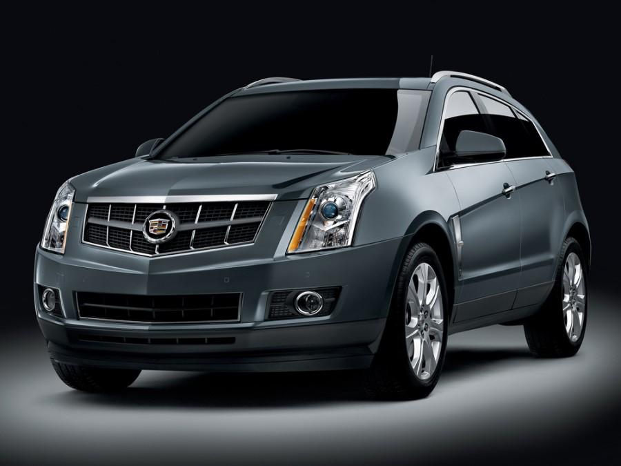 Cadillac SRX кроссовер, 2010–2016, 2 поколение - отзывы, фото и характеристики на Car.ru