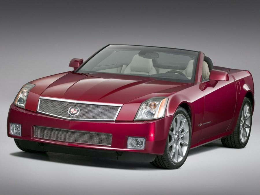 Cadillac XLR родстер, 2003–2016, 1 поколение - отзывы, фото и характеристики на Car.ru