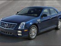 Cadillac STS, 1 поколение [рестайлинг], Седан, 2008–2016