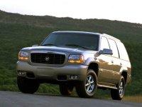 Cadillac Escalade, 1 поколение, Внедорожник, 1998–2001