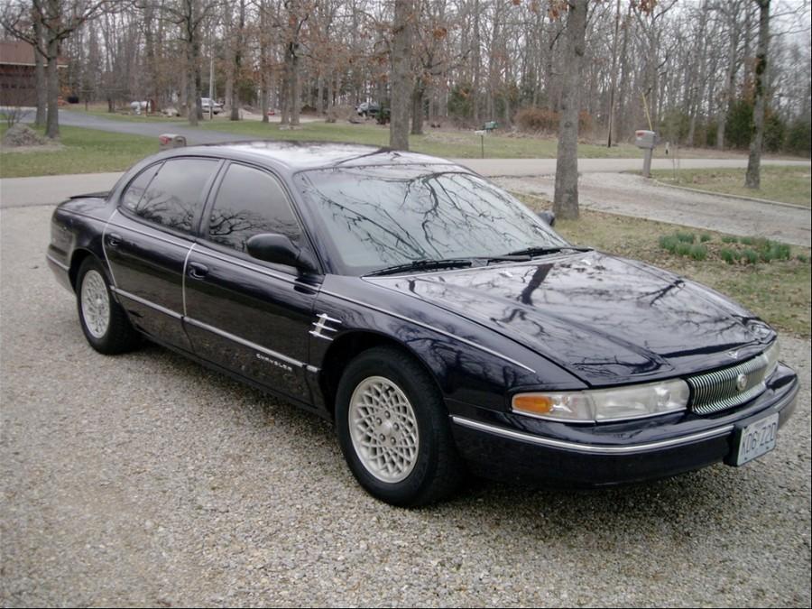Chrysler LHS седан, 1994–1997, 1 поколение - отзывы, фото и характеристики на Car.ru