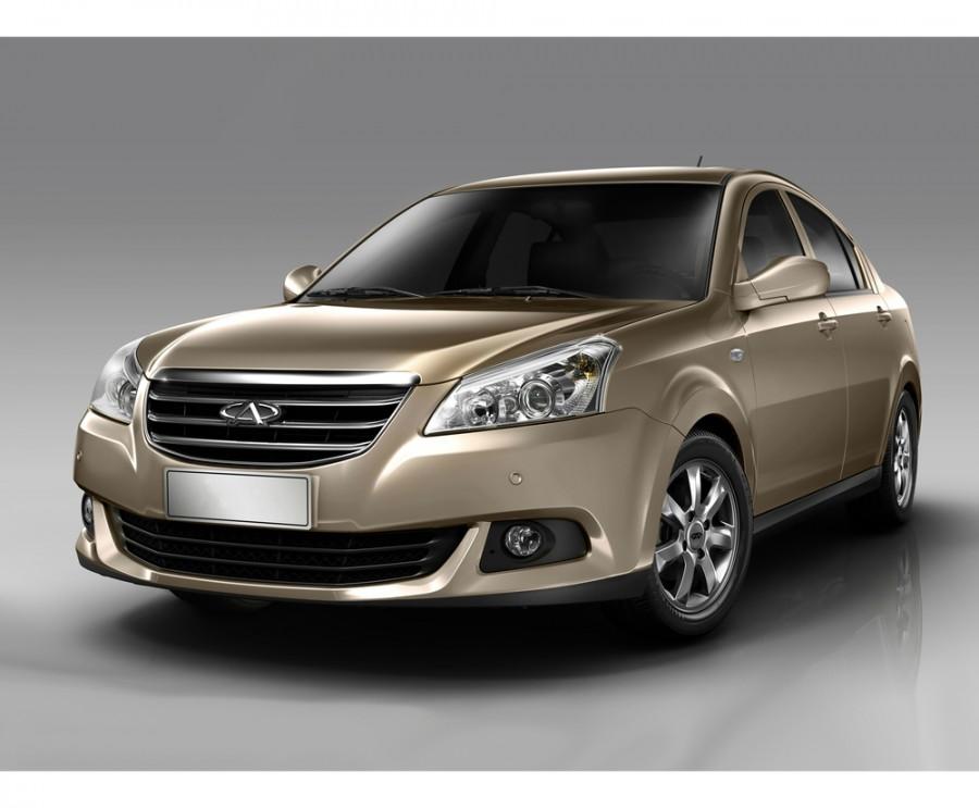 Chery Fora седан, 2 поколение - отзывы, фото и характеристики на Car.ru