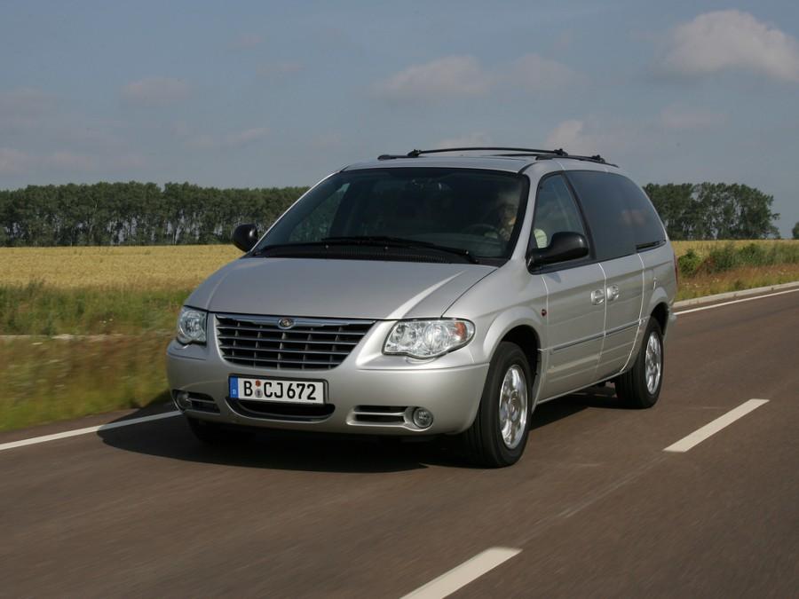 Chrysler Grand Voyager минивэн, 2001–2007, 4 поколение - отзывы, фото и характеристики на Car.ru