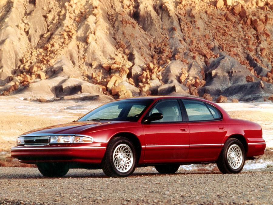Chrysler New Yorker седан, 1994–1996, 11 поколение - отзывы, фото и характеристики на Car.ru