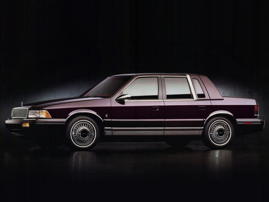 Chrysler Le Baron седан, 1986–1996, 3 поколение - отзывы, фото и характеристики на Car.ru