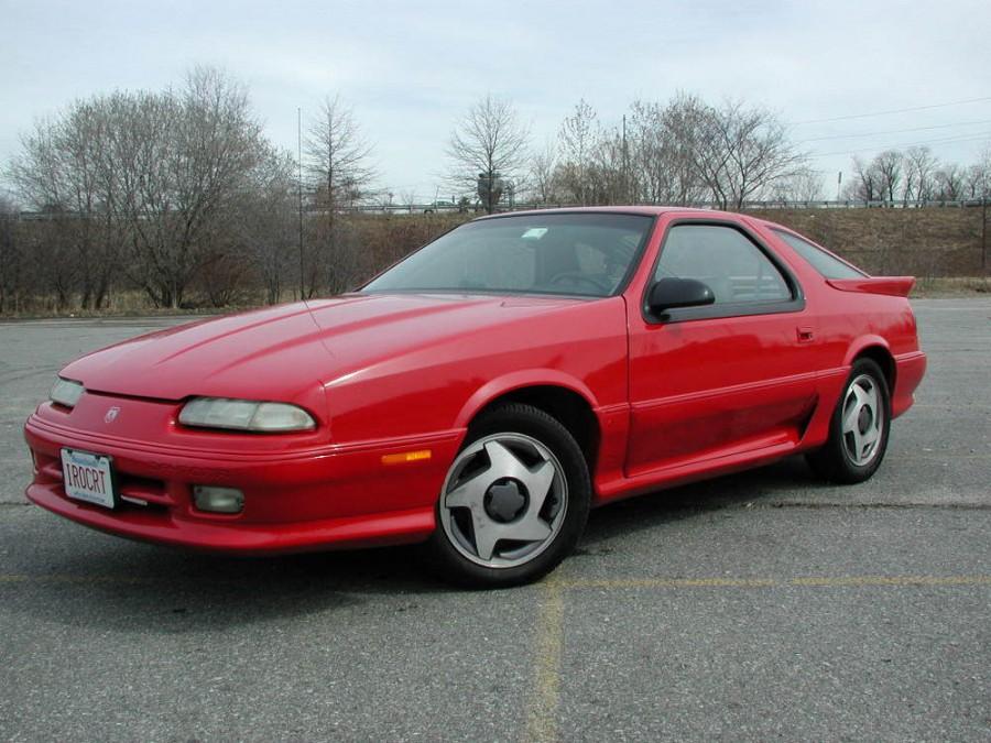 Chrysler Daytona хетчбэк, 1992–1993, 1 поколение - отзывы, фото и характеристики на Car.ru