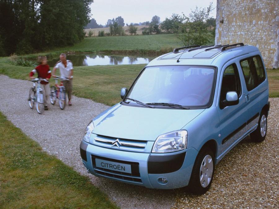 Citroen Berlingo First минивэн, 2002–2012, 1 поколение [рестайлинг] - отзывы, фото и характеристики на Car.ru