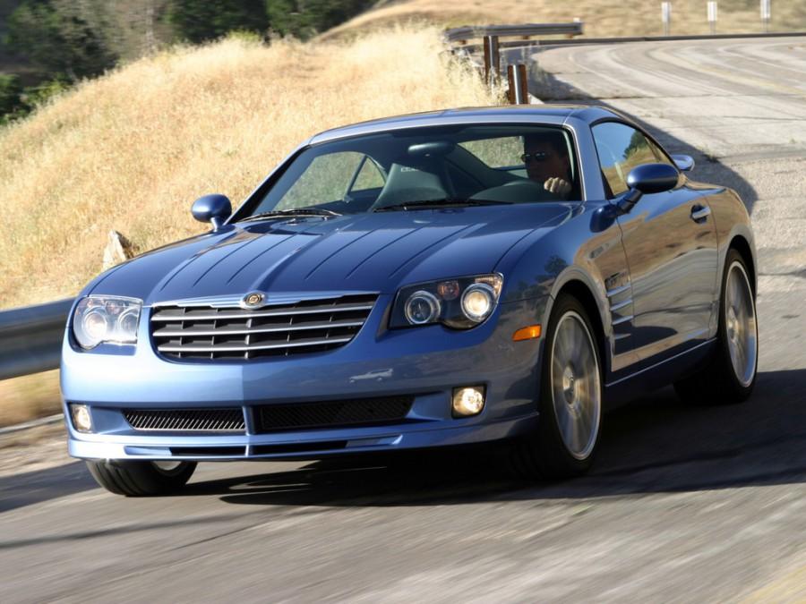 Chrysler Crossfire купе, 2003–2007, 1 поколение - отзывы, фото и характеристики на Car.ru