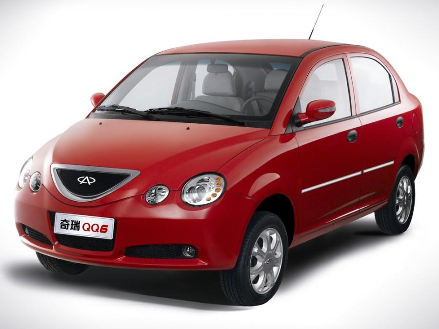 Chery QQ6 седан, 2006–2010, 1 поколение - отзывы, фото и характеристики на Car.ru