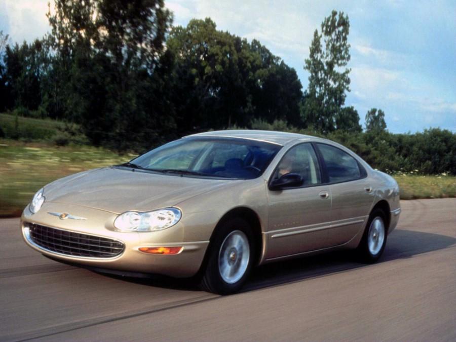Chrysler Concorde седан, 1998–2004, 2 поколение - отзывы, фото и характеристики на Car.ru