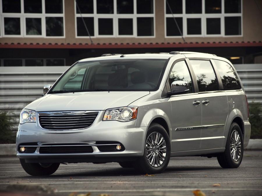 Chrysler Grand Voyager минивэн, 2011–2016, 5 поколение [рестайлинг] - отзывы, фото и характеристики на Car.ru