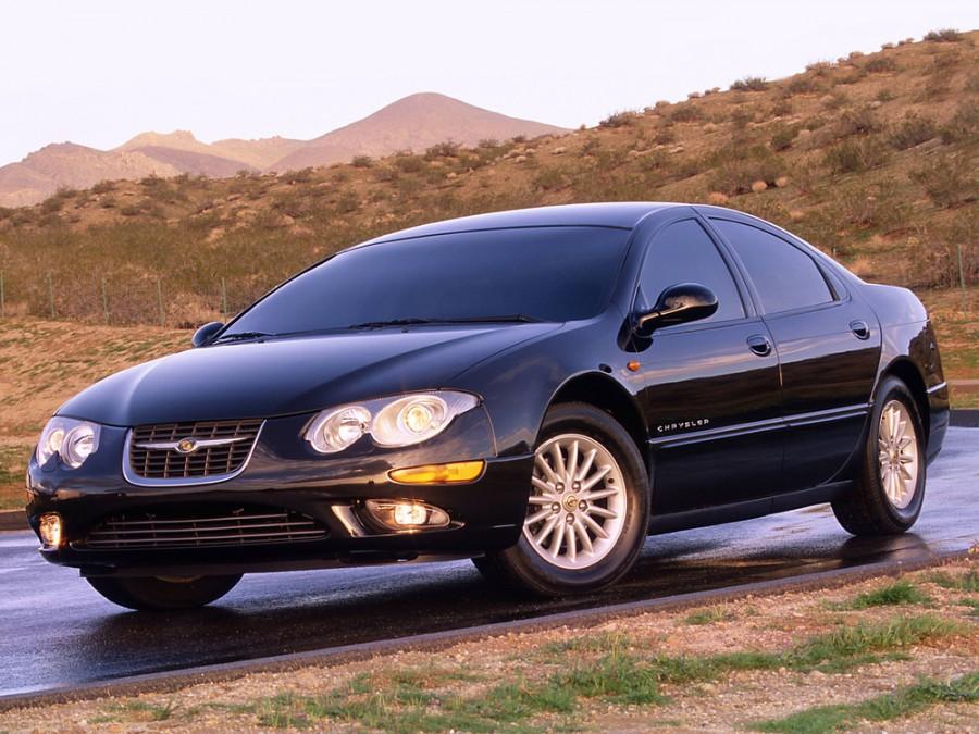 Chrysler 300M седан, 1999–2004, 1 поколение - отзывы, фото и характеристики на Car.ru