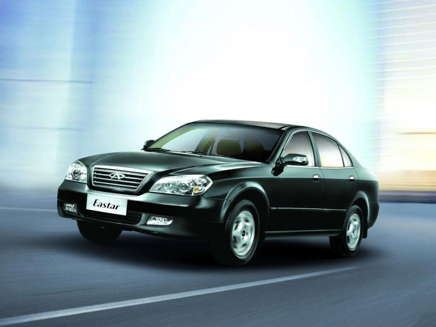 Chery Eastar седан, 2006–2016, 1 поколение - отзывы, фото и характеристики на Car.ru