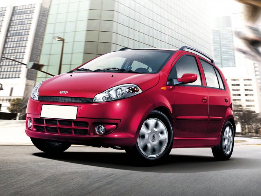 Chery Kimo хетчбэк, 2007–2016, 1 поколение - отзывы, фото и характеристики на Car.ru