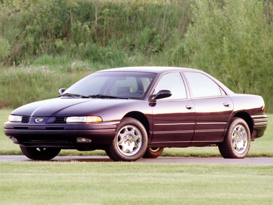 Chrysler Vision седан, 1993–1997, 1 поколение - отзывы, фото и характеристики на Car.ru