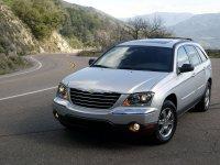 Chrysler Pacifica, 1 поколение, Кроссовер, 2004–2008