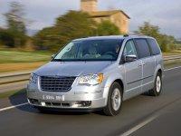Chrysler Grand Voyager, 5 поколение, Минивэн, 2007–2011