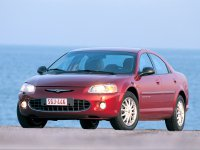 Chrysler Sebring, 2 поколение, Седан, 2001–2006