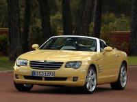 Chrysler Crossfire, 1 поколение, Кабриолет, 2003–2007
