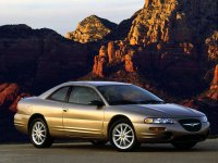 Chrysler Sebring, 1 поколение, Купе, 1995–2000