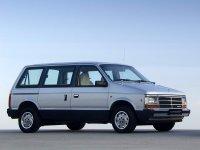 Chrysler Grand Voyager, 1 поколение, Минивэн, 1988–1990