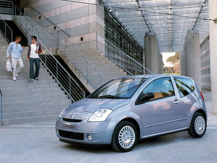 Citroen C2 хетчбэк, 2003–2008, 1 поколение - отзывы, фото и характеристики на Car.ru